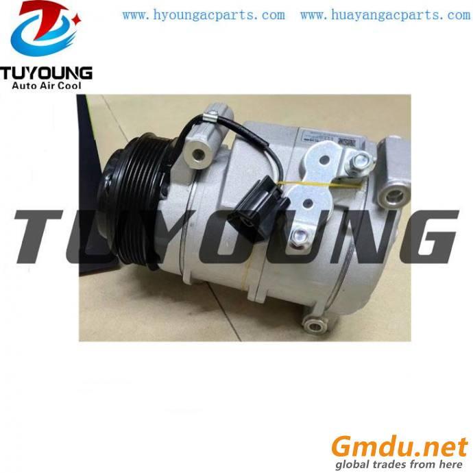 Automotive Air Conditioner Car Ac Compressor For Buick Enclave