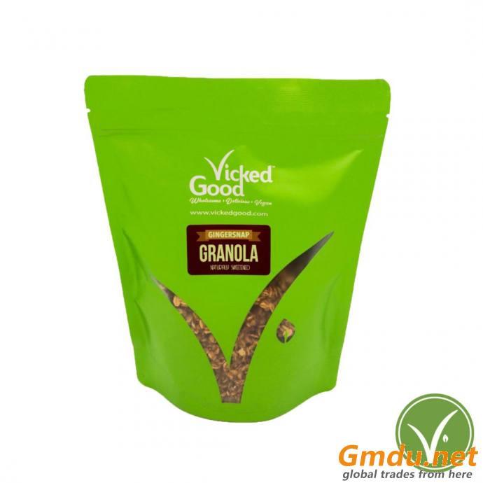 VickedGood Gingersnap Granola (350g)