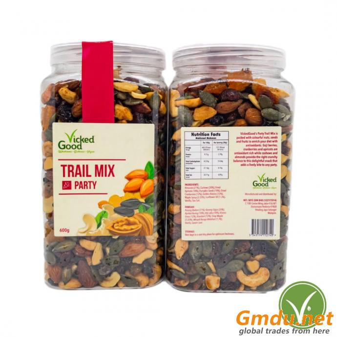 VickedGood Party Trail Mix (600g)