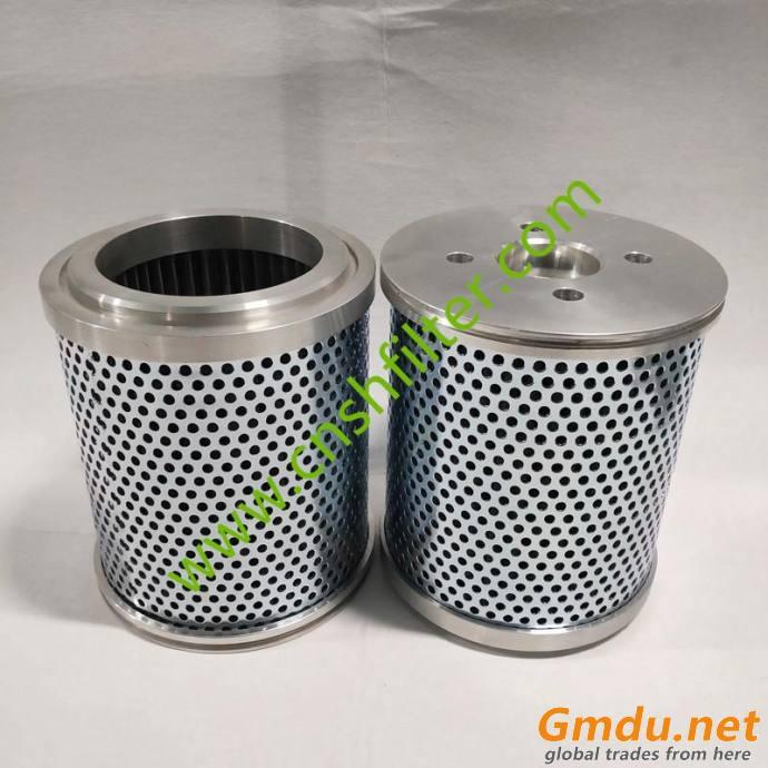 Fluid coupling filter R17K-2E