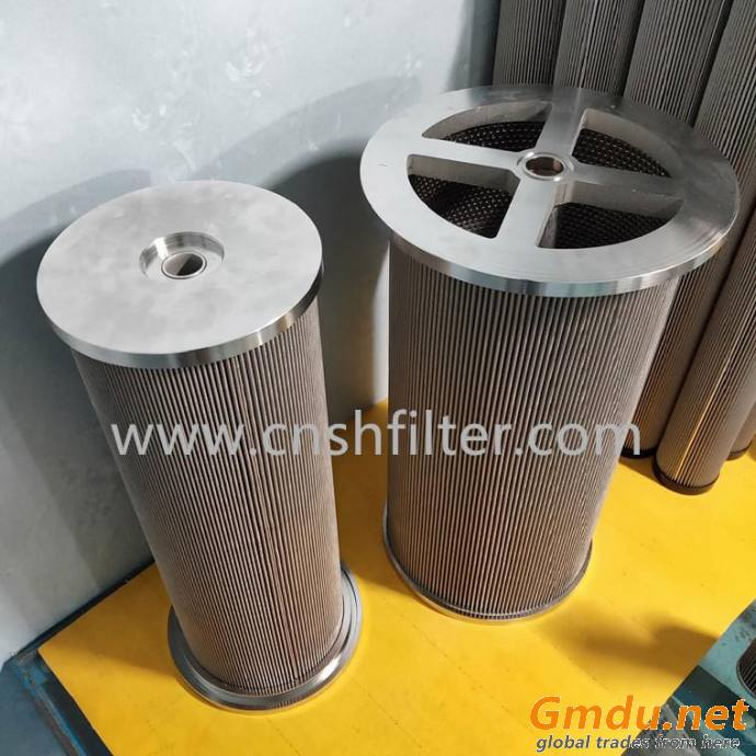 Cement plant lube oil filter LY-48/25W