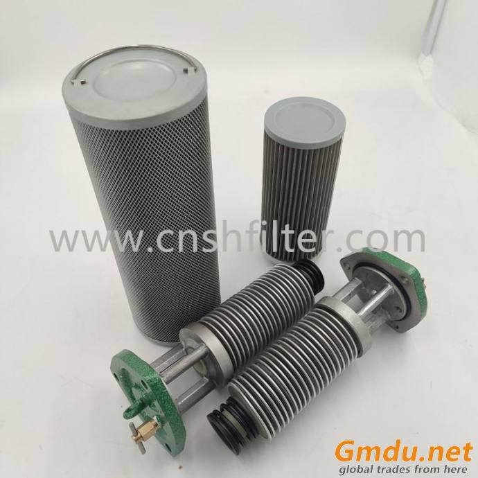 GL-110x160 Qingdao Jieneng Gas Turbine Filter Element