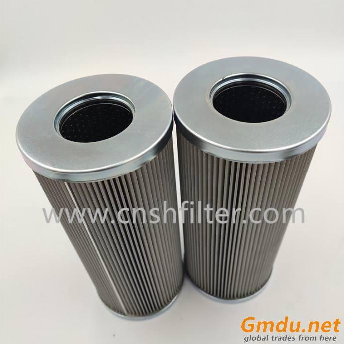 Cement plant return filter NRSL-50