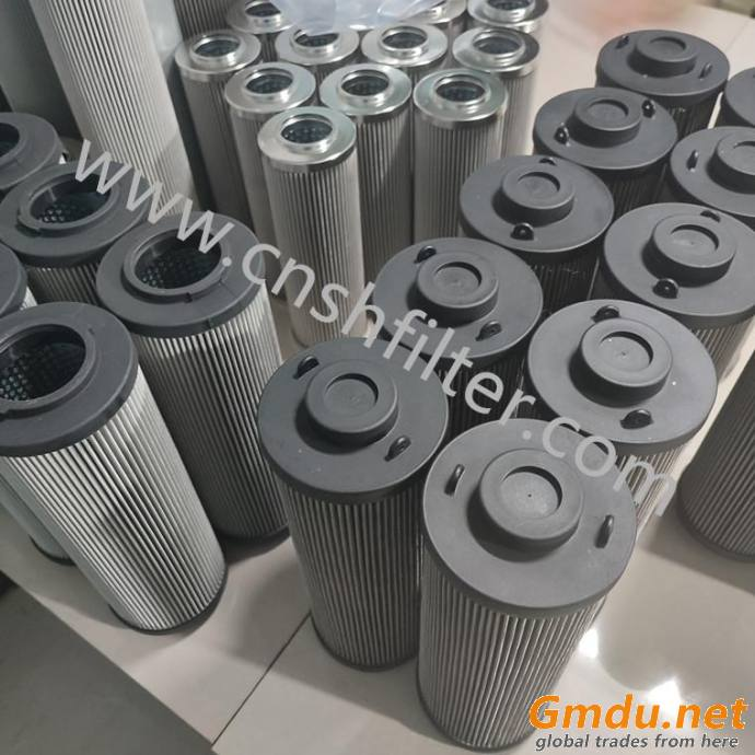 Cement plant lube filter NRSL-100