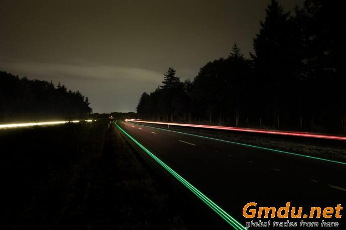 Photoluminescent Gravel