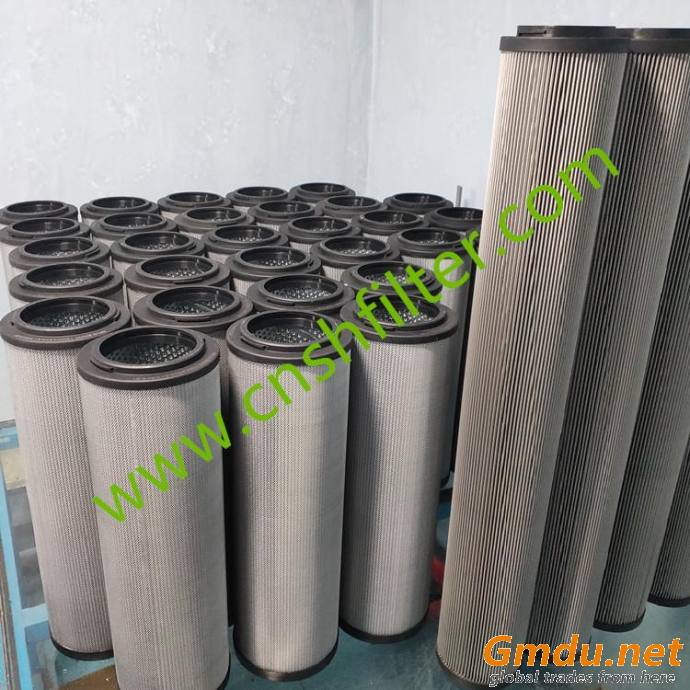 Cement plant lube filter KF-32A*80D