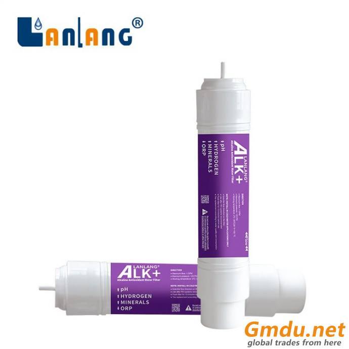 Long-Effective Alkaline Antioxidant Water Filter Cartridge