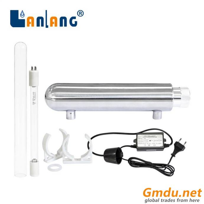 Household water UV sterilizer disinfection filter