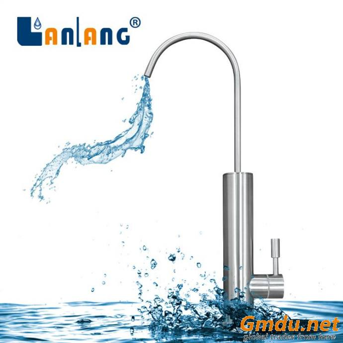 UV disinfection faucet for kitchen drinking water