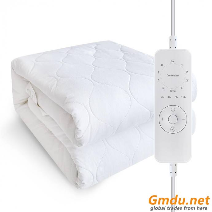 Single/ Double Quilting Cotton Electric Blanket With Timer