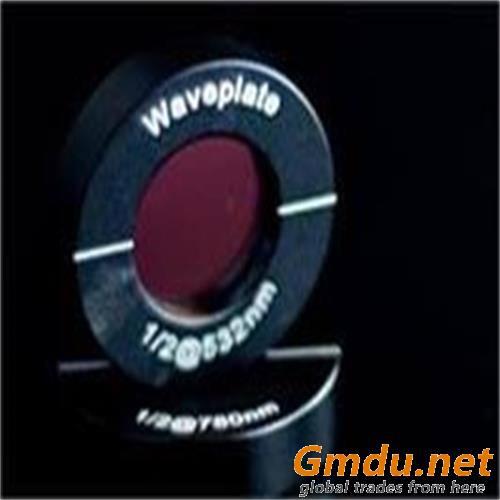 Quartz Waveplate -- Achromatic/Dual Wavelength/High Power Waveplate