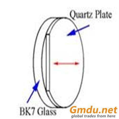Quartz Waveplate --ture zero order/ zero order/ mulitple order