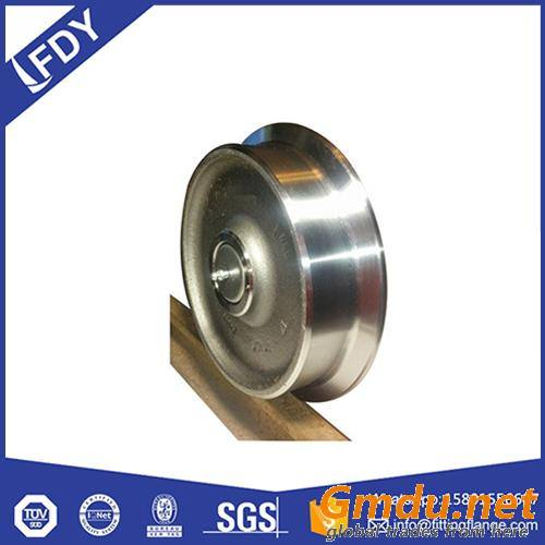 Customized Forged and Cast Train Parts Vehicle Wagon Railway Wheel