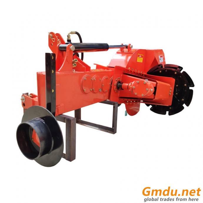 Wali paddy fileds ridge plastering machine