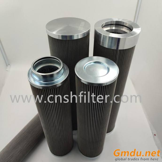 Cement plant return filter NRSG-100