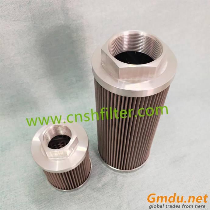 Cement plant return filter 21FC1421-60*160/4