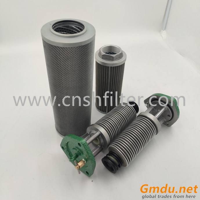 Cement plant return filter SPL-50C