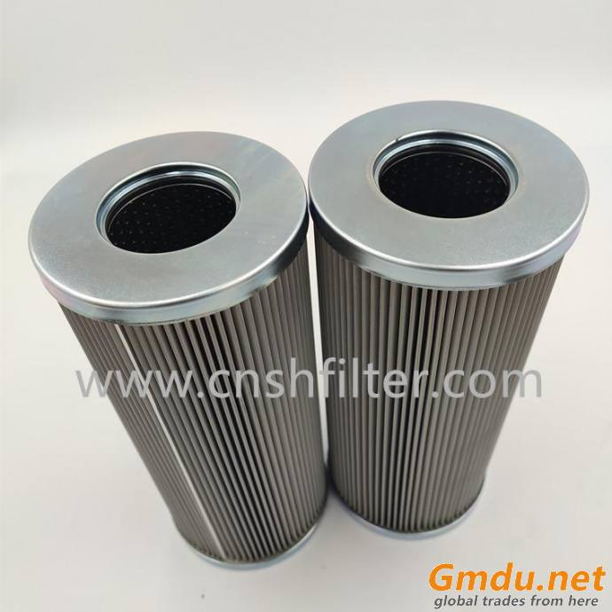 Cement plant return filter ZALX160x600-BZ1