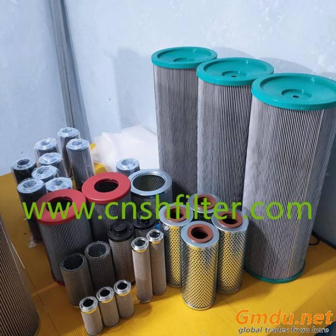 Oil filter device filter element HC8314FKS39H