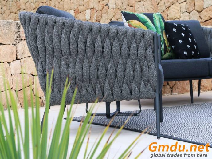 Palm Rope Outdoor Lounge