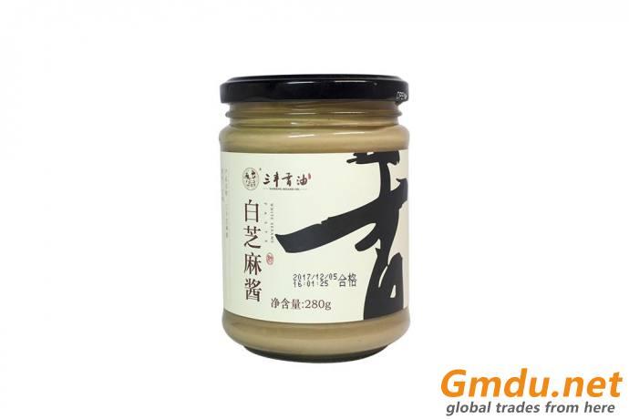 White/ Black/ Mixed Sesame Paste Sauce Tahini