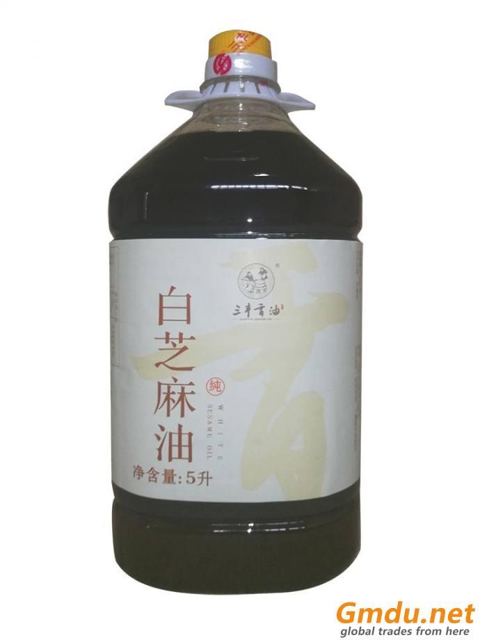 100% Pure Roasted Sesame Oil