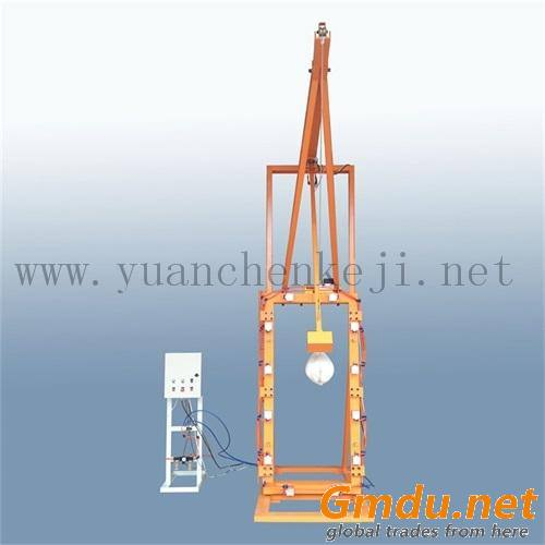 Tempered Glass Impact Strength Test Equipment