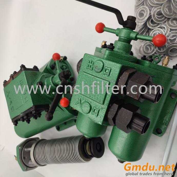 Oil filter device filter HM55420
