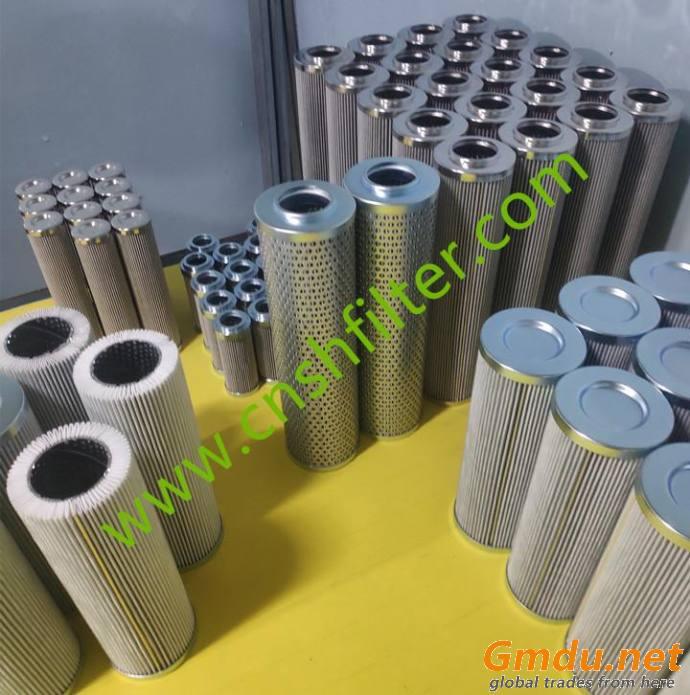 Power plant pump outlet filter DP602EA01V/-F
