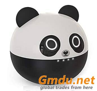 X15-little Panda cartoon design wireless Bluetooth earphones