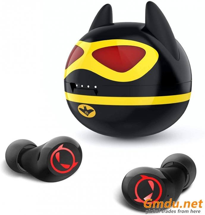 X15-little Devil cartoon design wireless Bluetooth earphones