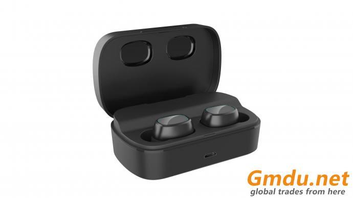 A2 wireless earphones with big power capacity 1200mAh/2000mAh