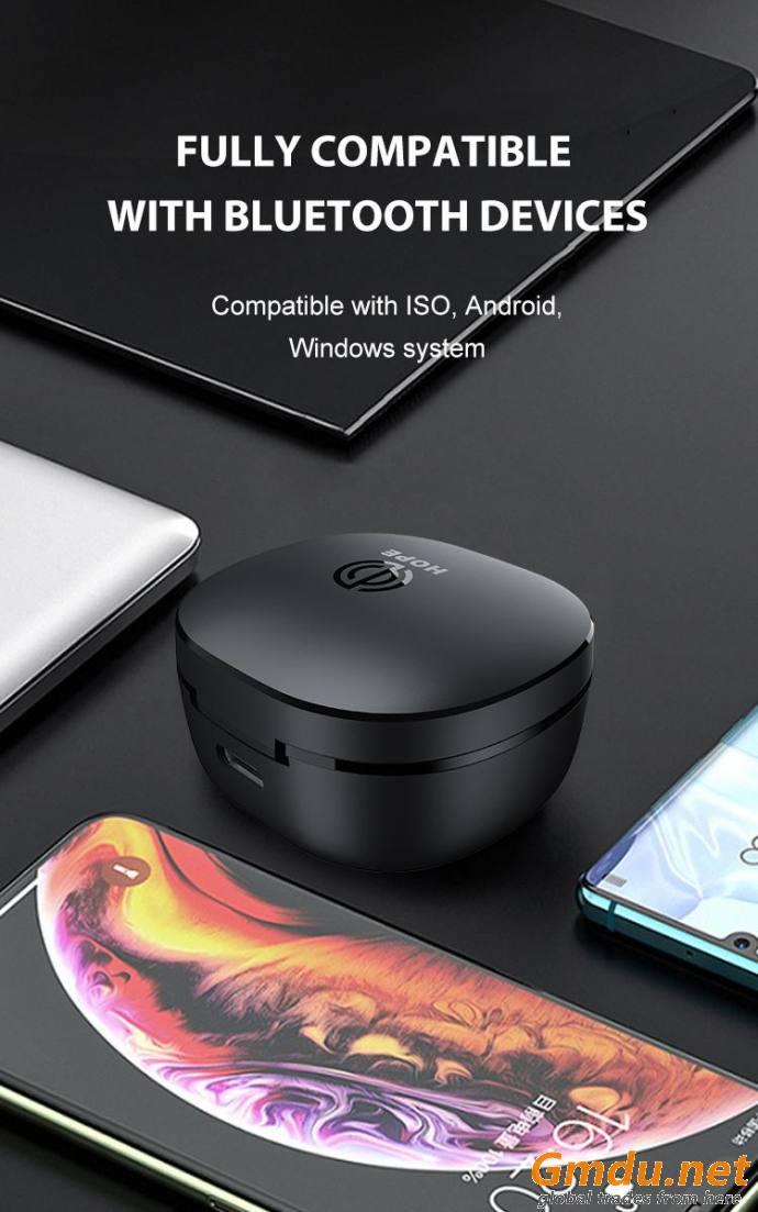 A3 wireless earphones