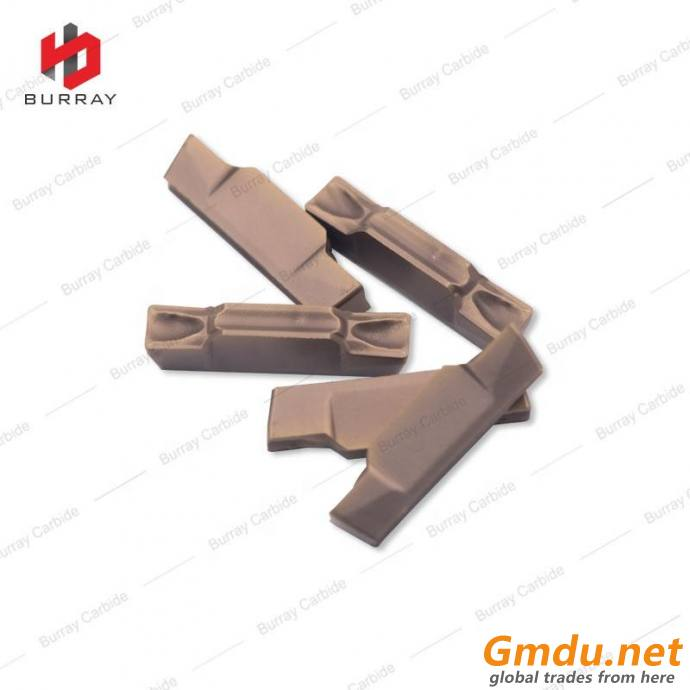 TDXU4 Carbide Cutting Groove Tool Insert