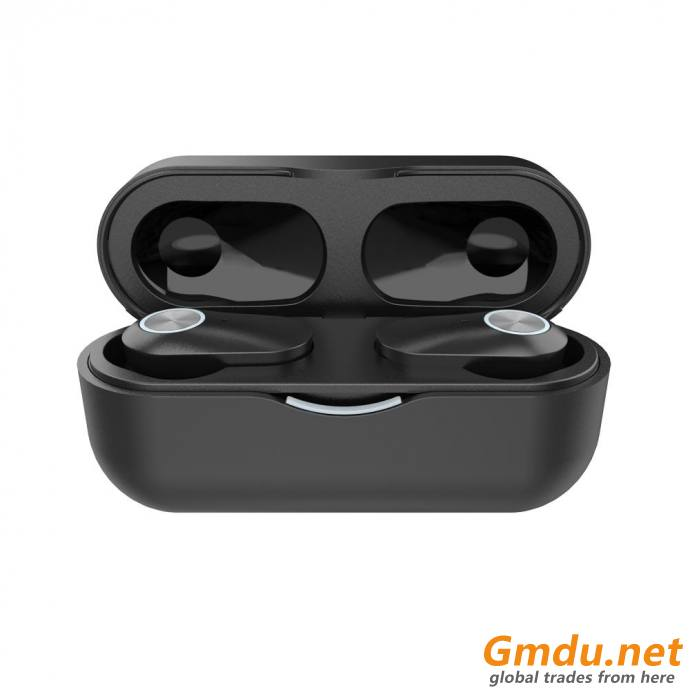 A32 wireless earphones with LED power disply
