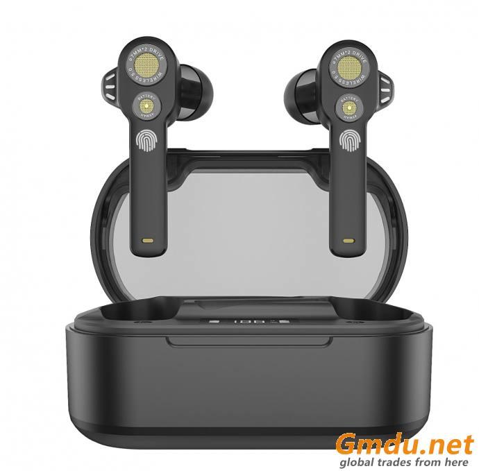 D18 dual moving coils wireless earphones