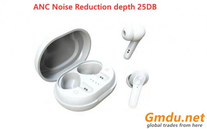B10 ANC noise cancelling wireless earphones