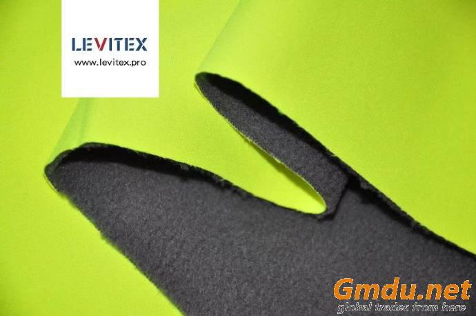 SOFTSHELL STRETCH WITH BREATHABLE MEMBRANE
