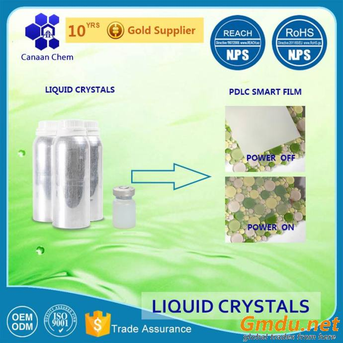 PDLC liquid crystals with high temperature