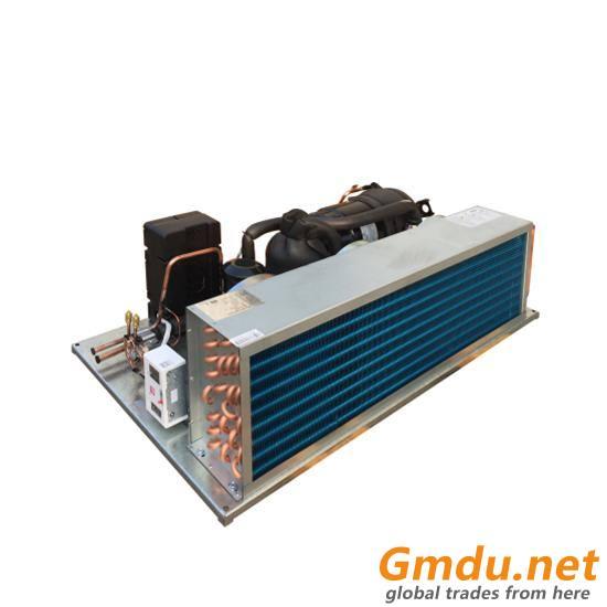 Horizontal condensing unit R404A