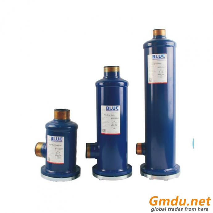 BLR/STAS H48 REPLACEABLE STEEL LIQUID AND SUCTION FILTER DRIER