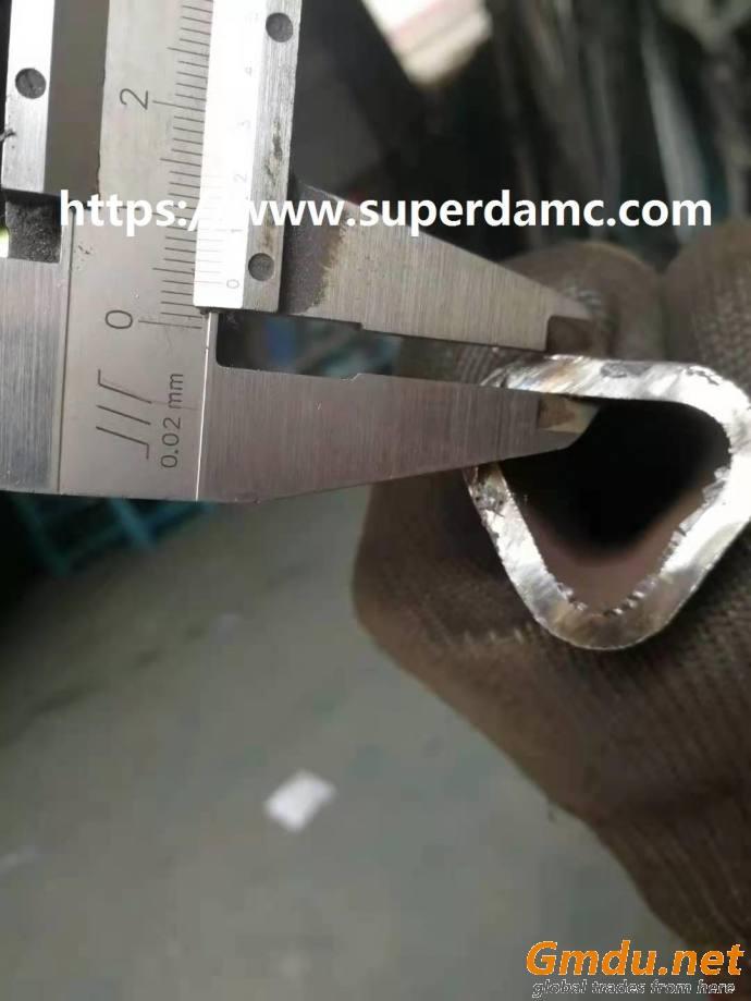 Steel Triangular Tube Roll Forming Machine