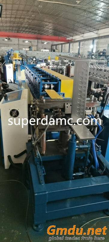 Steel Wall Mount Box Roll Forming Machine For Electrical