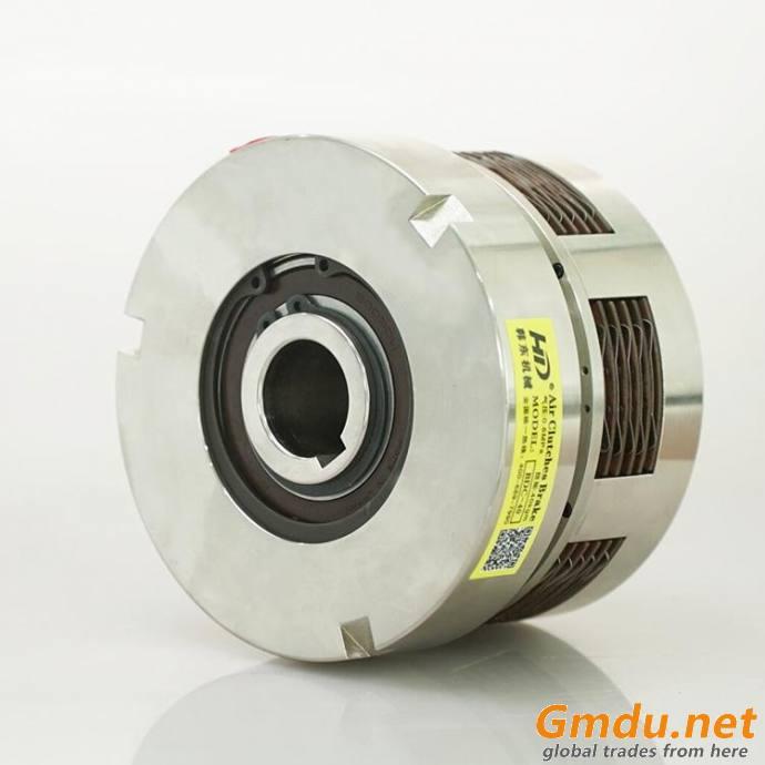 HBDC pneumatic shaft mounted clutch