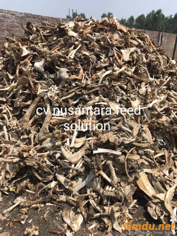 animal dried waste bone , horn , bone grist , animal feed raw material
