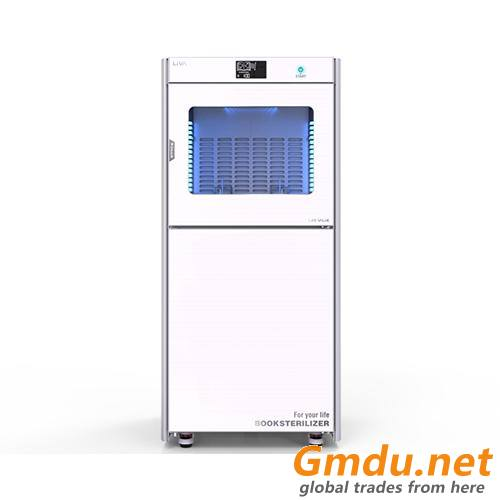 Book sterilizer for libraries and schools