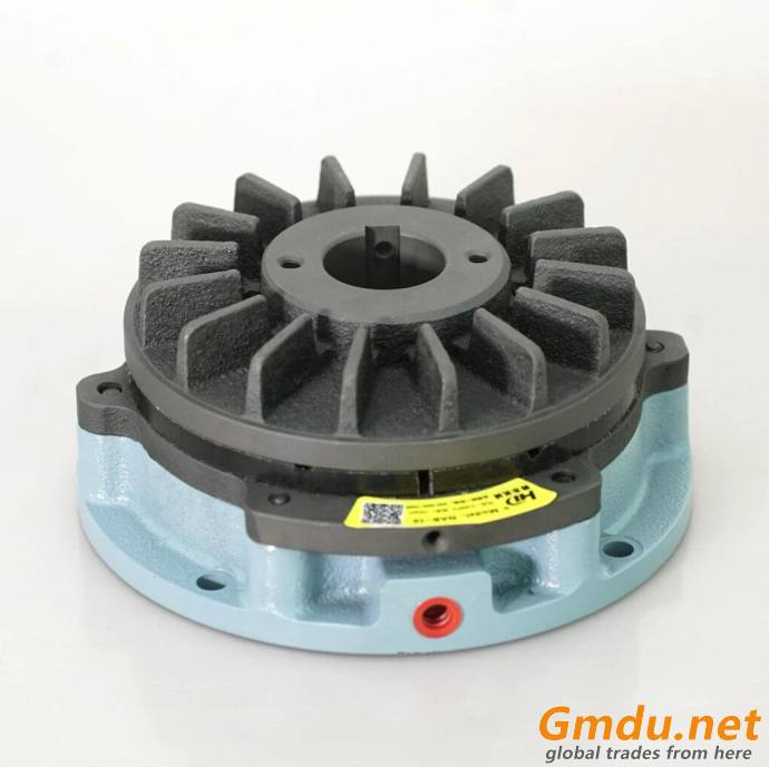 NAB-5 air friction shaft brake