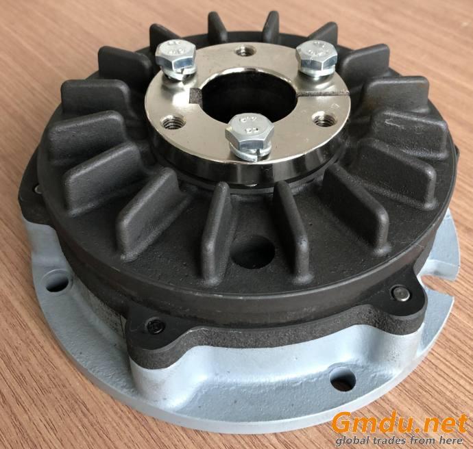 Normal release pneumatic shaft brake NAB