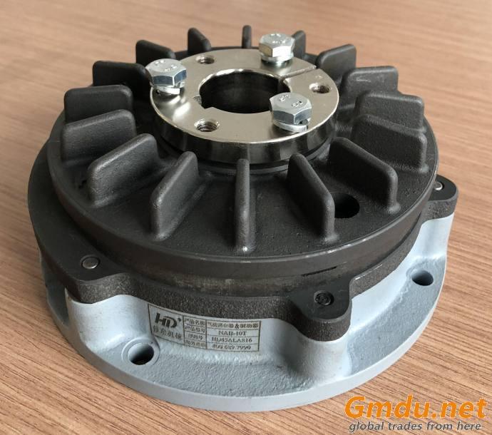 NAB air actuated standard industrial brake
