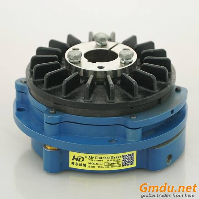 HABB normal braking air disc friction brake